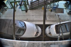 Baiser de Trains